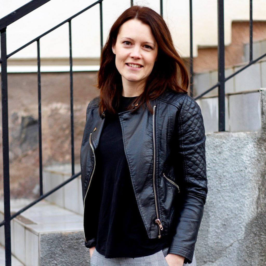 Sofie, platsutvecklare på Attraktiva Oskarshamn