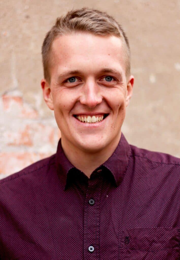 Johan Sjöstrand på Attraktiva Oskarshamn